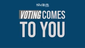Voting Comes to You